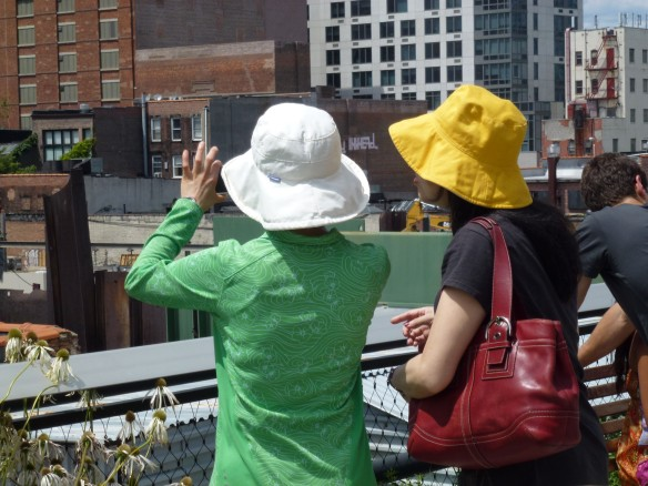 Photographing the photographers-Highline