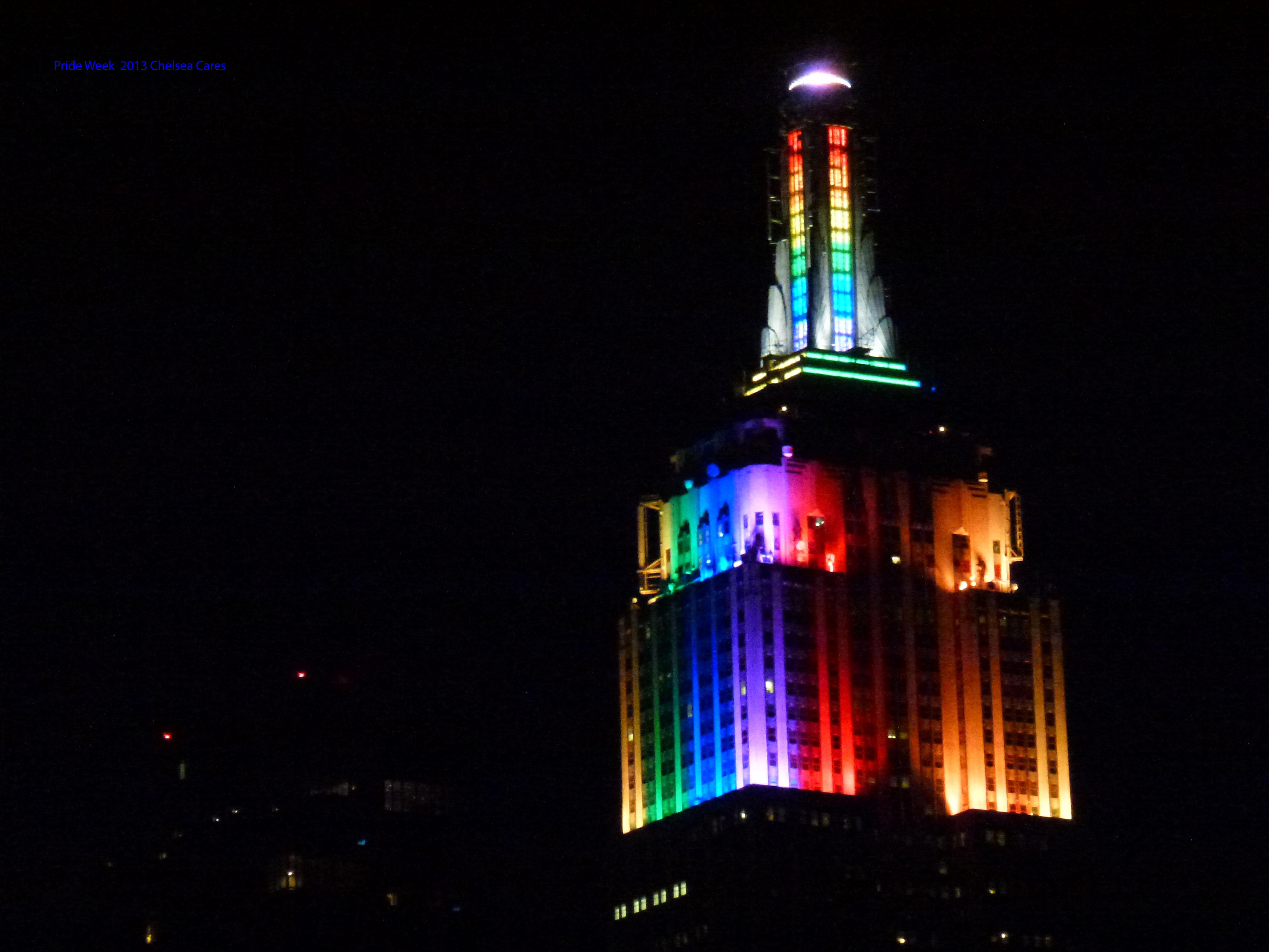 Chelsea Cares Pride Week 2013