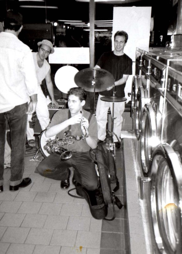 These guys set up in a new Launderette on 7th Ave in Chelsea, I was glad they did!